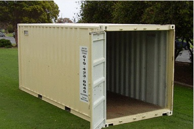 Portable Storage in San Diego