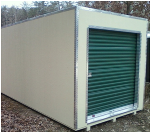 Mobile Storage Containers for Rent