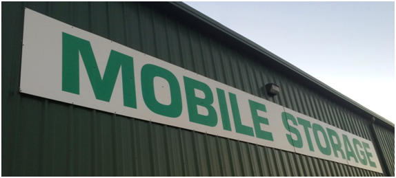 Mobile Storage in San Diego