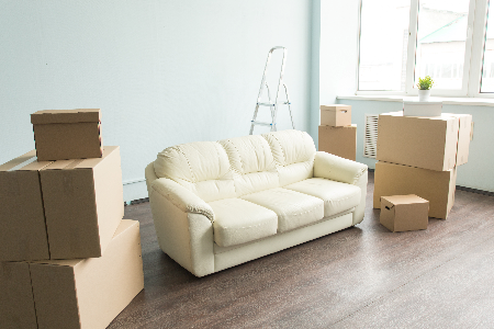 Declutter Your Home with Mobile storage unit in San Diego